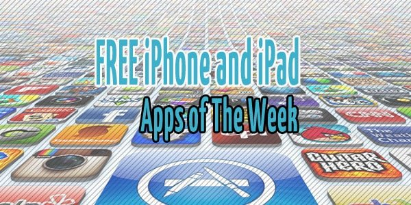 Free iPhone & iPad Apps of the week download