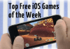 top free ios games of the week