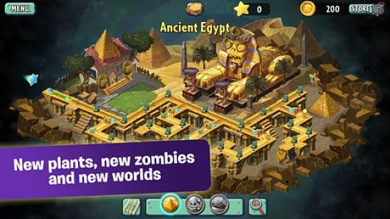Plants vs Zombies 2 iPhone free