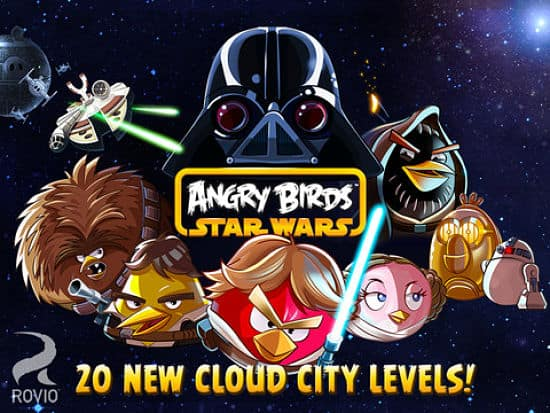 Angry Birds Star Wars for iPhone, iPad
