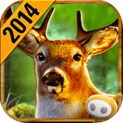 Deer Hunter 2014 iPad game