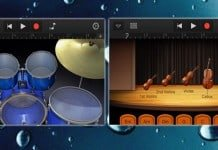 GarageBand app for iphone & ipad