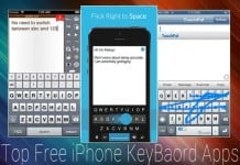 Free Iphone Keyboard Alternative Apps