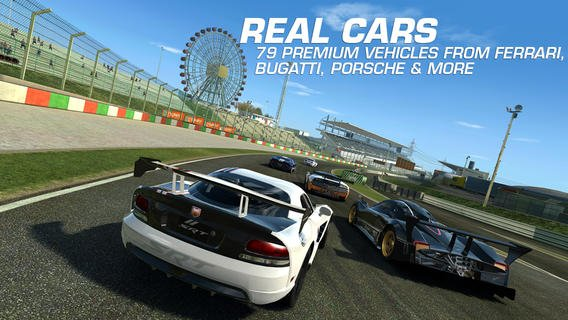 Real Racing 3 for iPad
