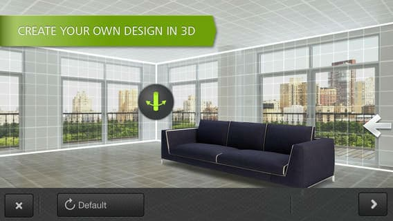 Best free ios apps to decorate your home dream home for Homestyler interior design tutorial