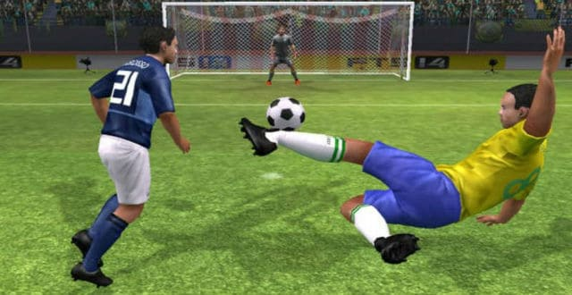 First Touch Soccer World Edition