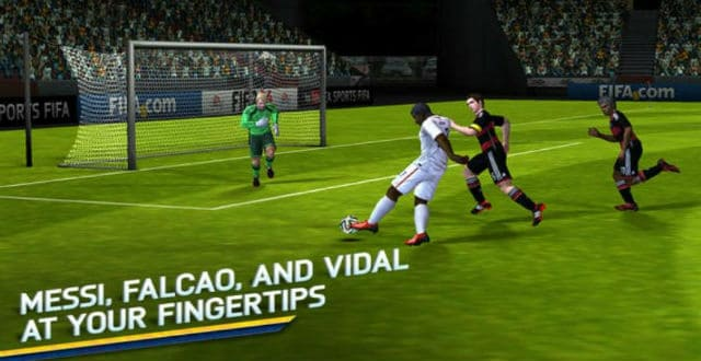 FIFA 14 for iPhone, iPad