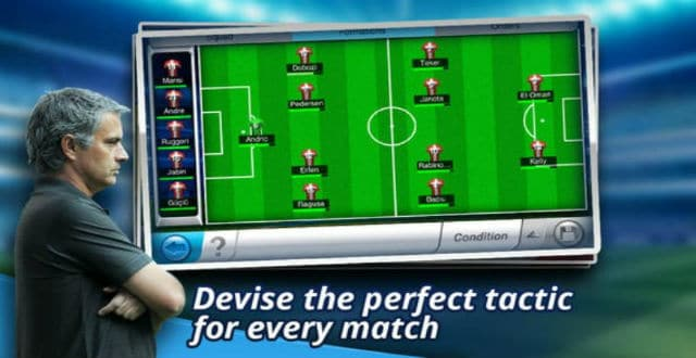 Top Eleven - Be a soccer manager game for iPhone