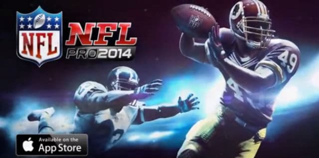 NFL Pro 2014 for for iPhone