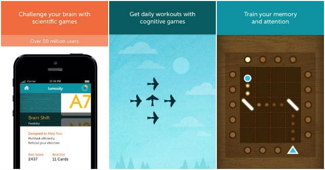 Lumosity Brain Trainer