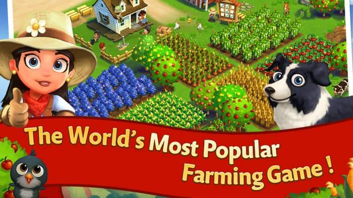 Top free farming games for iphone and iPad
