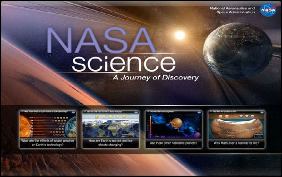 science apps for iphone