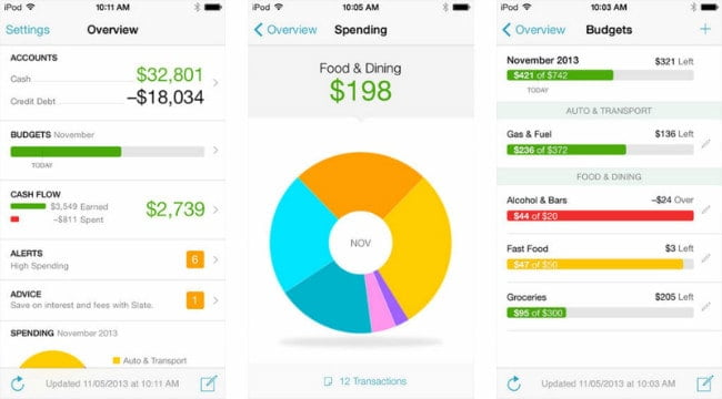 top free personal finance apps for iphone
