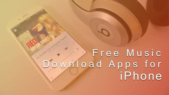 music downloading apps for iphone