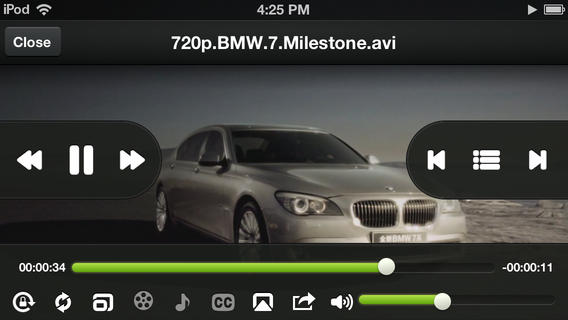 best video player for iphone