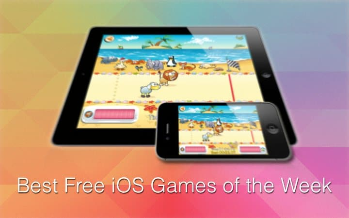 free iPhone & iPad Games of the week