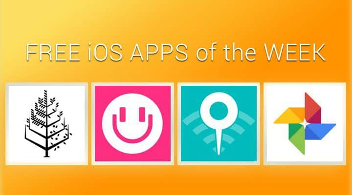 Free ios apps download - free apps of the week