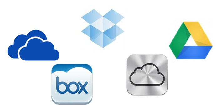best cloud storage apps for iPhone iPad