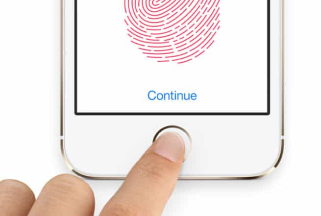 best iPhone 6 apps using touch id
