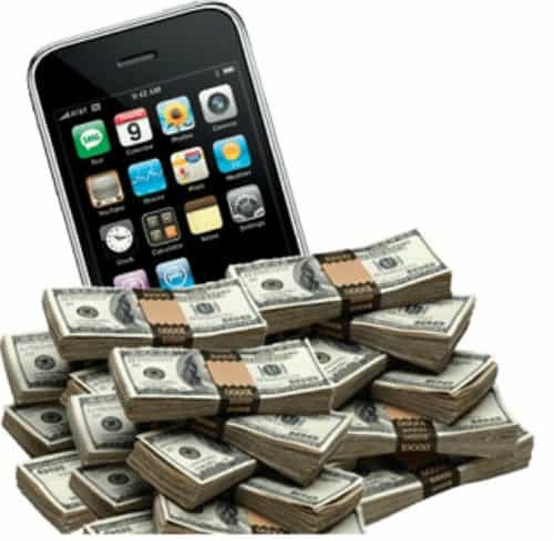 earn money with iphone app