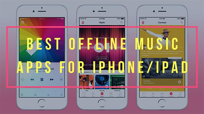 how to listen to youtube songs offline on iphone