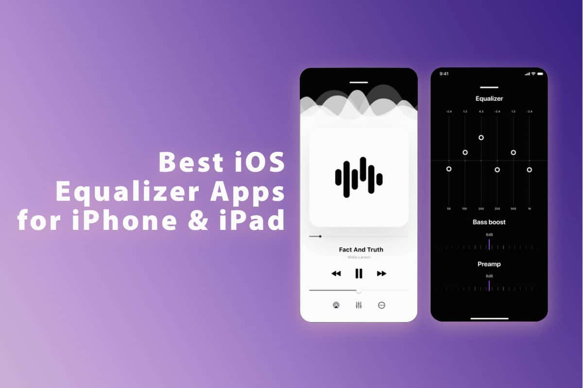 10 Best Ios Equalizer Apps To Tweak Amplify Improve Sound On Iphone