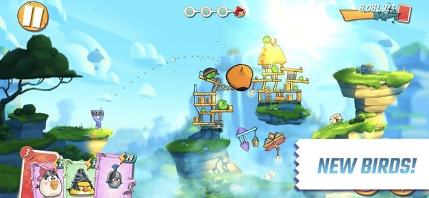 Angry Birds 2 for iphone