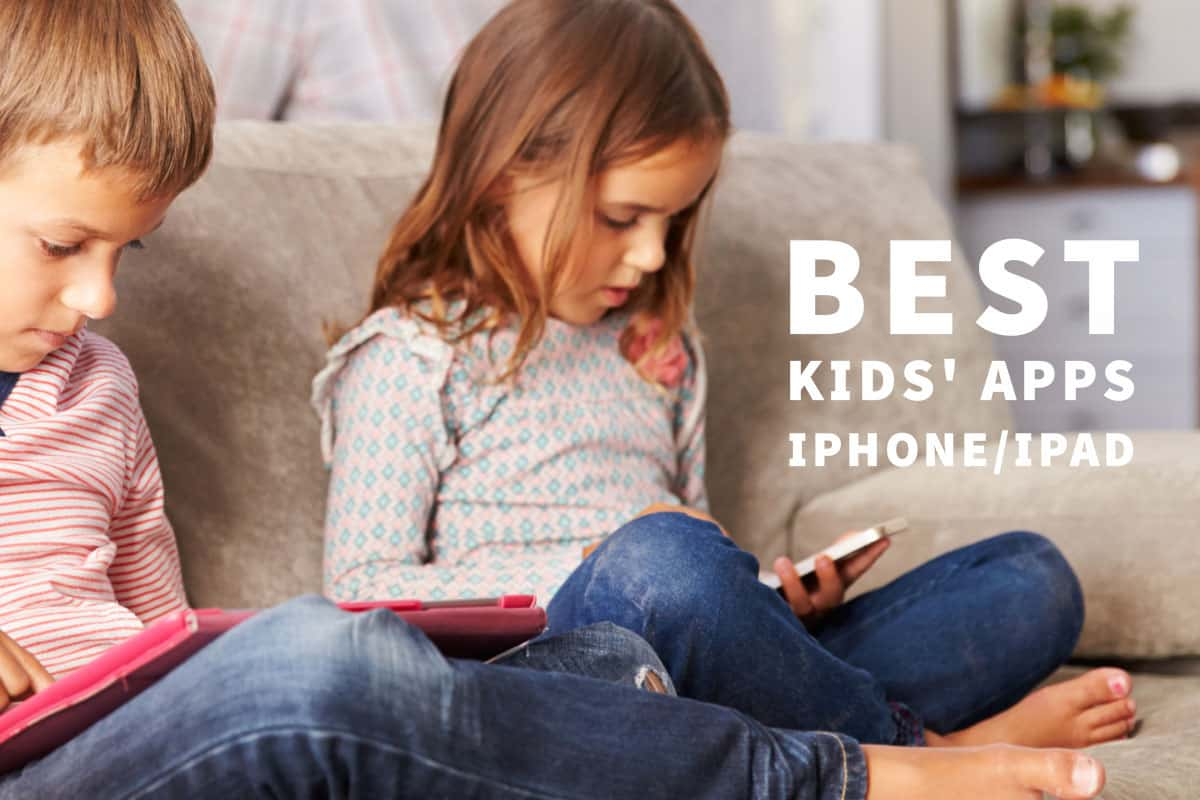 Kids Apps for iPhone/iPad