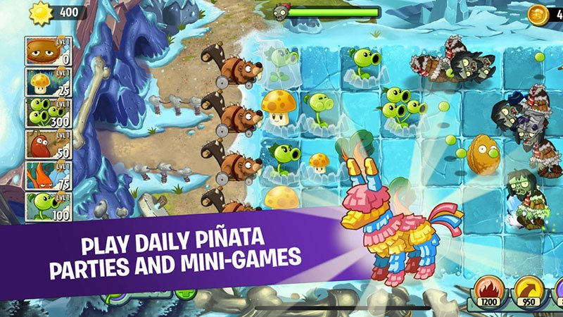 Plants vs. Zombies iphone game