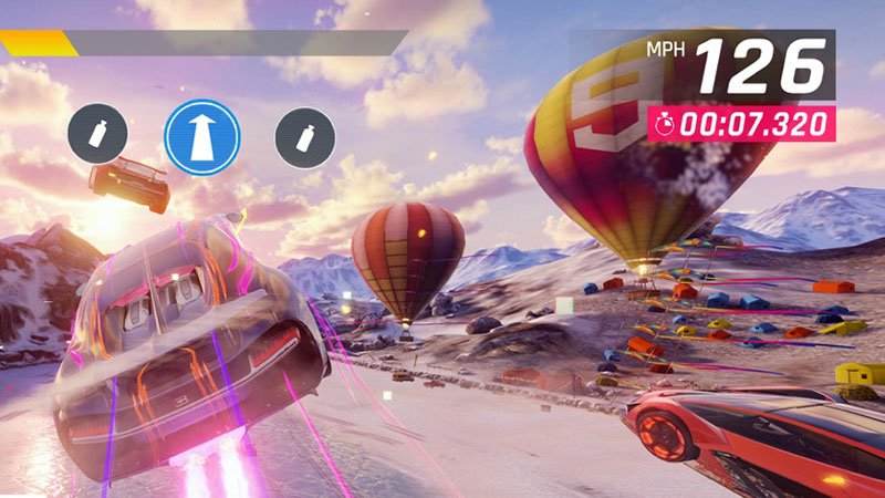 Asphalt 9 iPhone game