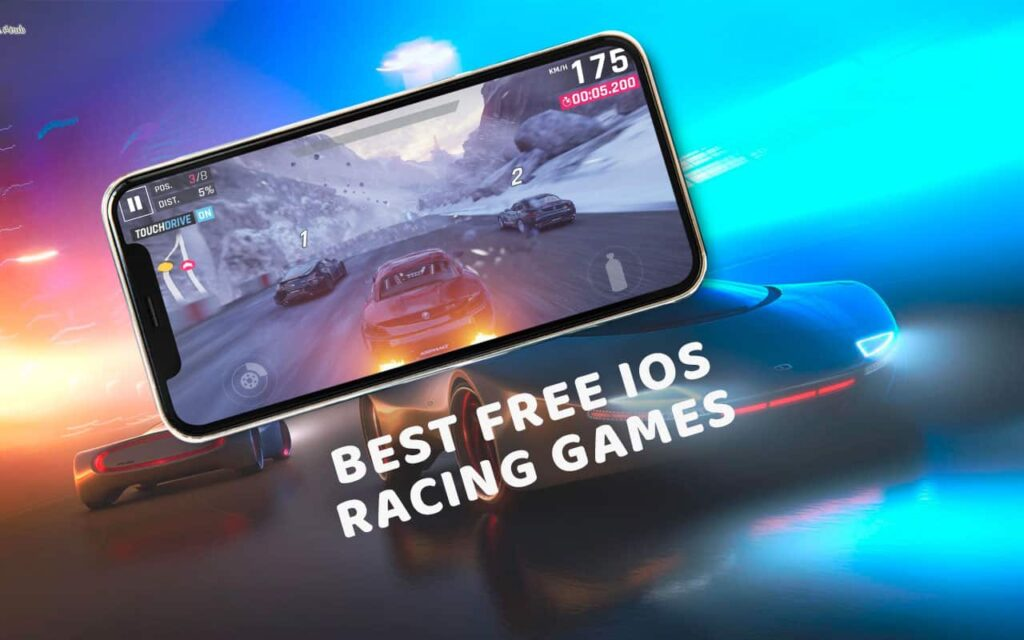 best free racing games for iphone ipad