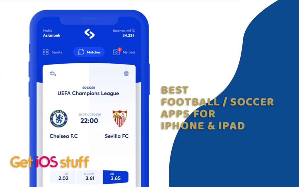 best football apps Soccer apps for iPhone and iPad