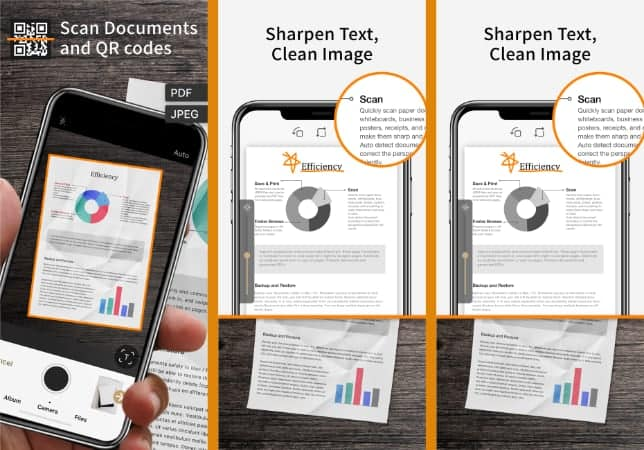 Doc Scan - PDF Scanner Fax app for iOS