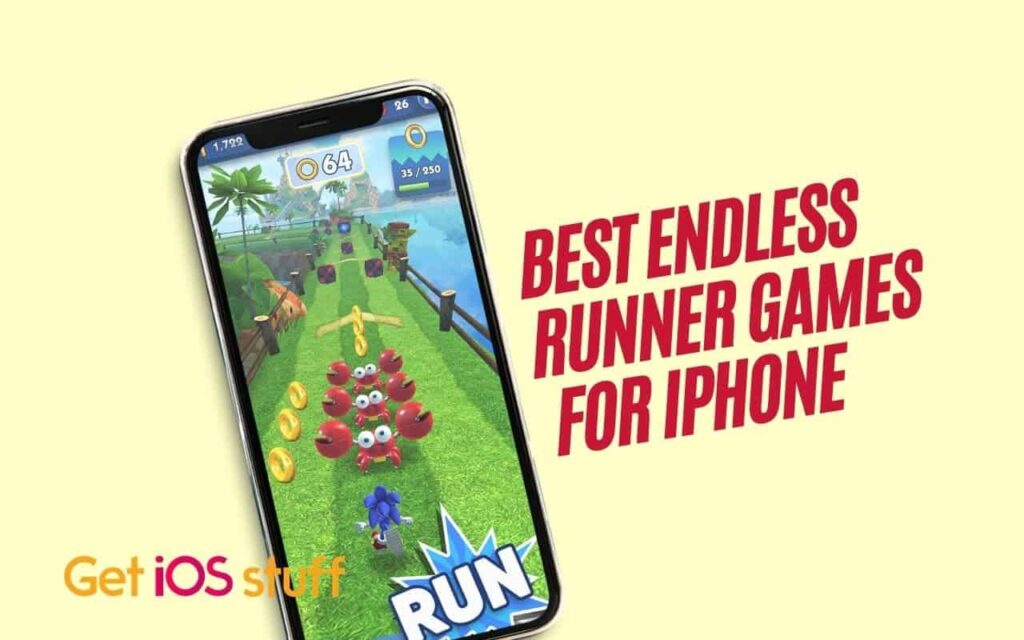 Free Endless Runner Games for iPhone