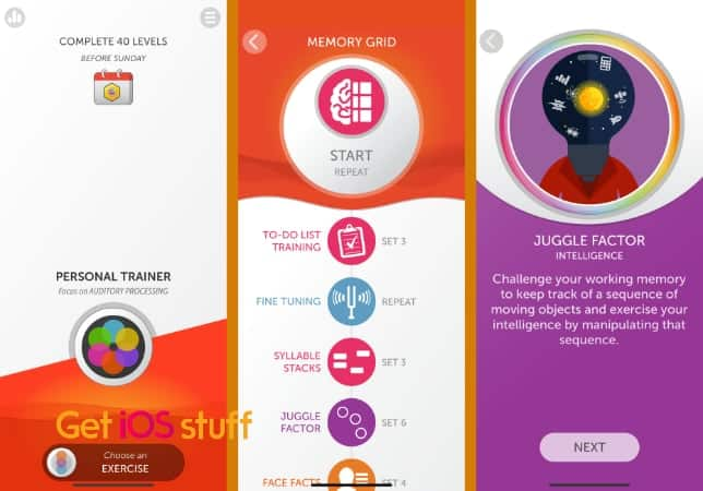 BrainHQ Brain Training app
