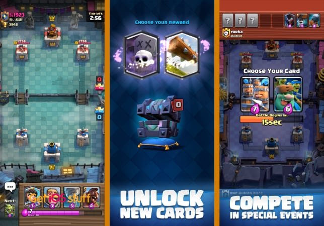 Clash Royale tactical games for iphone and ipad