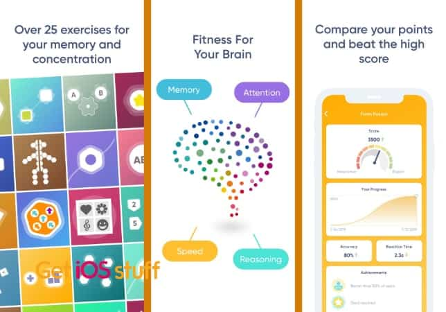 NeuroNation - Brain Training app iphone