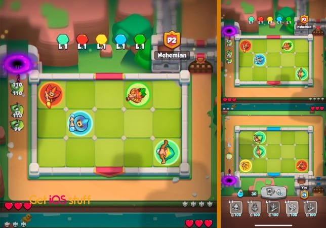 Rush Royale - Tower Defense game for iphone