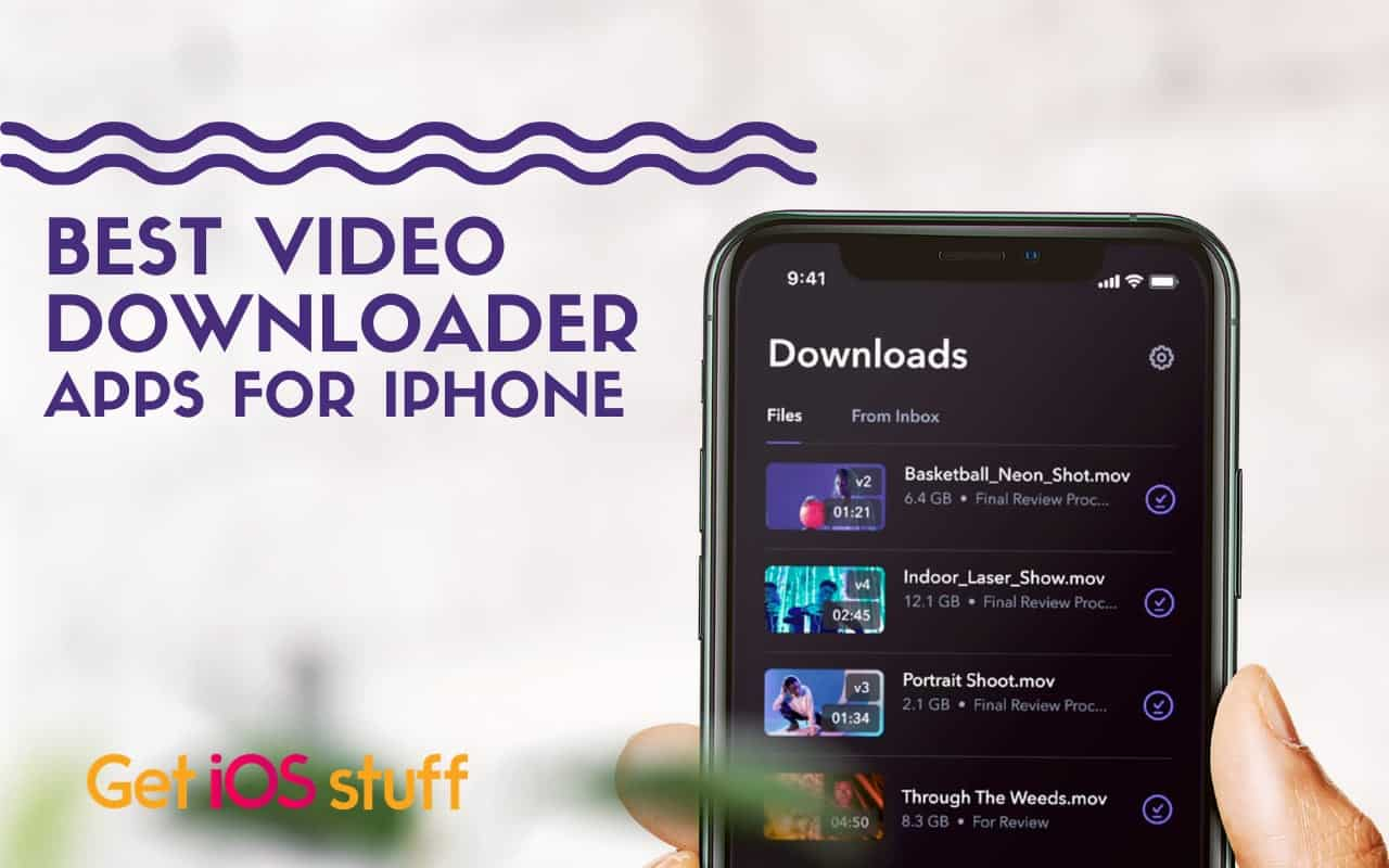 Best Free Video Downloader Apps for iPhone
