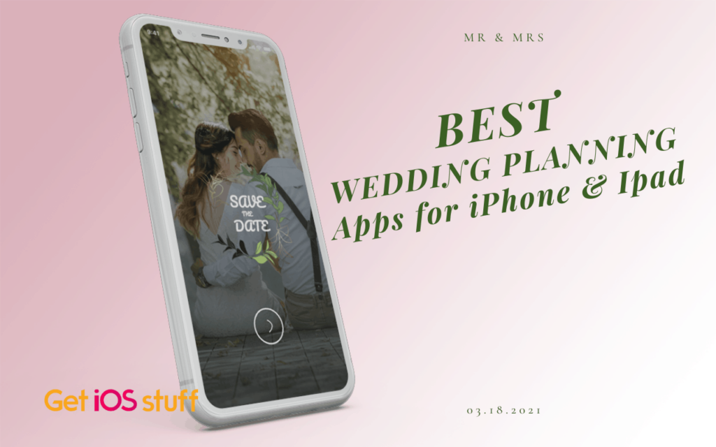 Free Wedding planning apps for iPhone and iPad