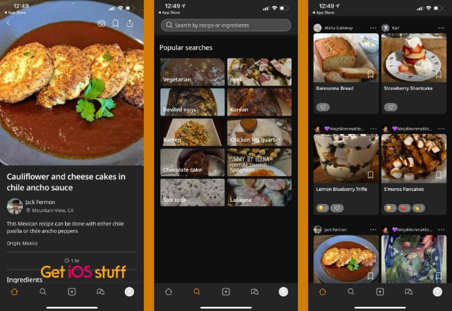 Cookpad - Recipe Sharing app for iPhone