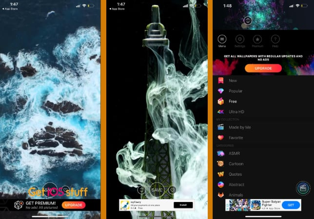 Download Live Wallpapers for iphone