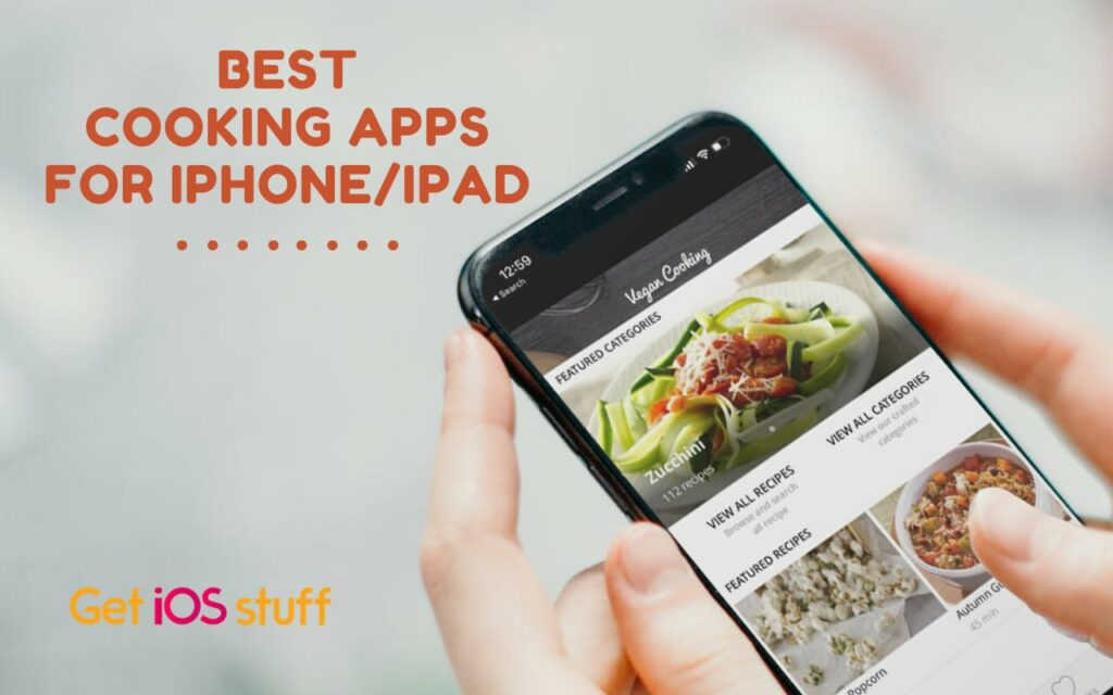 Free Iphone Apps for Cooking and Recipe