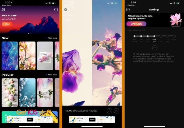 Themes & Widgets for iPhone